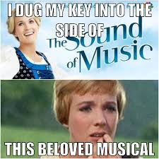Musical Meme - in preparation for nbc s the sound of music live a meme