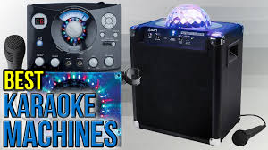 light up karaoke machine 10 best karaoke machines 2017 youtube
