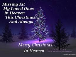 merry christmas from heaven merry christmas in heaven christmas messages for in heaven
