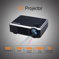 hd 3d projectors for home theater aliexpress com buy excelvan led33 02 hd 3d projector home