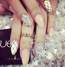 21 beautiful bridal nail art design ideas playbuzz