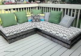 diy outdoor cushions diy recover outdoor cushions andreuorte com