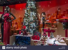 window shopping department store front