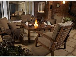 Propane Fire Pit Sets With Chairs Beautiful Propane Fire Table Home Furniture And Decor