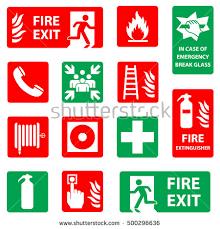 Fire Extinguisher Symbol Floor Plan Safety Signs Stock Images Royalty Free Images U0026 Vectors