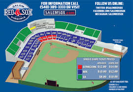 fenway park seating map seating chart salem sox toyota field