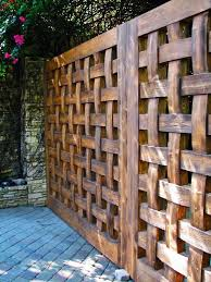 Different Types Of Fencing For Gardens - best 25 wooden fence ideas on pinterest wooden fence posts