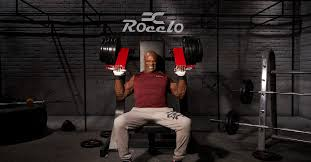 Ronnie Coleman Bench by Rocclo
