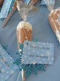 beautiful winter onederland first birthday party chocolate