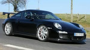 porsche 911 carrera gt3 rs more facelifted porsche 997 gt3 rs spy photos