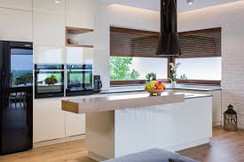lacquered glass kitchen cabinets high gloss lacquered doors gallery aluminum glass