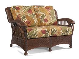Wicker Patio Furniture Cushions High Back Patio Chair Cushions At Home And Interior Design Ideas