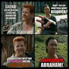 Memes Of The Walking Dead - the funniest memes from this week s episode of the walking dead