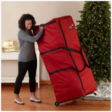 tree storage bags deluxe tree storage bag and