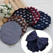 hair nets for buns women s bun net ebay
