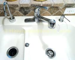 How Do You Replace A Kitchen Faucet Installing Kitchen Faucet Do It For Me Kitchen Faucet Installation