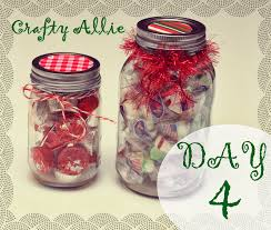 crafty allie day 4 of the 12 days of christmas christmas mason