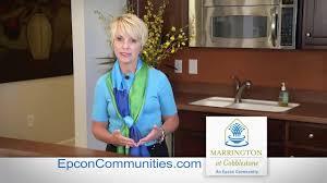 Epcon Communities Floor Plans Marrington At Cobblestone Epcon Communities Charleston Youtube