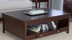 Square Glass Coffee Table by Contemporary Design Coffee Table Storage Arresting Modern Coffee