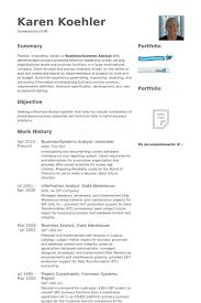 Data Warehouse Resume Sample by Systems Analyst Resume Samples Visualcv Resume Samples Database