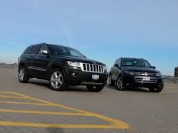 luxury jeep grand cherokee comparo 2012 jeep grand cherokee vs volkswagen tiguan john