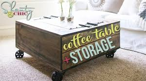 coffee table coffee table buildy basic paint plans free projects