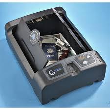 Biometric Gun Safe Wall Mount Sequiam Biometrics Biovault 2 0 128255 Gun Safes At