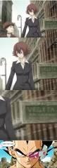baccano i think baccano is vegeta u0027s anime by bm516 meme center