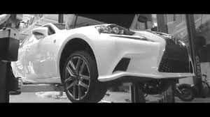 2014 lexus is250 touch up paint 2014 lexus is250 agency power exhaust install and sound clip youtube