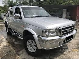 2004 ford ranger xlt ford ranger 2004 xlt 2 5 in johor automatic truck silver