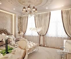 luxury bedroom interior design uae