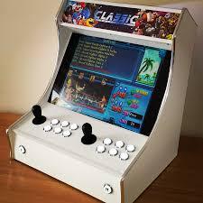 Street Fighter 3 Arcade Cabinet Arcade Machines 2 Player Bartop Arcade Machine With Over 640
