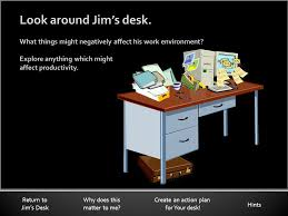 what is a desk return create an action plan for your desk why does this matter to me
