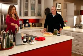 modern family kitchen 10 tv housewives who could always hold their own photos u2013 tv insider