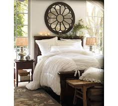 Pottery Barn Throw Cool Home Creations The Look For Less Canopy Bed