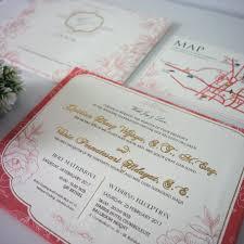 wedding invitations jakarta invitation card kelapa gading purplemoon co