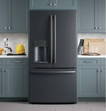 what color appliances with blue cabinets slate appliances bold kitchen cabinet colors for 2018