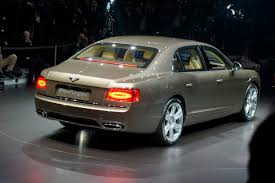 bentley flying spur 2014 new flying spur and 2014 mulsanne highlight bentley u0027s geneva motor