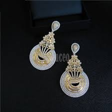 earrings brand bridal wear party wear high quality brand style