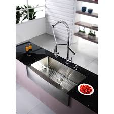 Mobile Home Kitchen Sink Plumbing by Kitchen Sinks Awesome Kraus Sink Reviews Kraus Sinks And Faucets