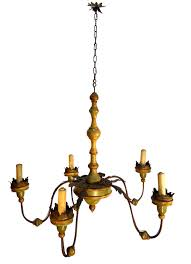 Antique Wood Chandelier Antique Italian Chandeliers And Suspended U0026 Suspension Lighting