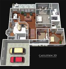 3d visualization images and 3d renderings dollhouse style overview