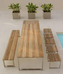 wood benches for dining amazing dining room design