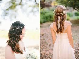 coiffure mariage cheveux lach s coiffure de mariée 10 idées avec les cheveux lâchés wedding