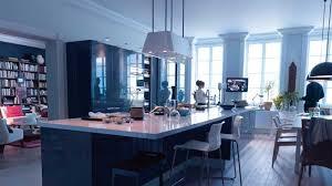 eclairage pour ilot de cuisine quel éclairage pour l îlot central de ma cuisine diaporama photo