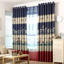Striped Living Room Curtains by Online Get Cheap Striped Curtains Horizontal Aliexpress Com
