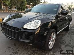 used porsche cayenne turbo s porsche cayenne turbo s 2005 for sale in lahore pakwheels