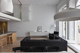 London Flat Interior Design Making The Utmost Of Compact Places Minimalist Central London