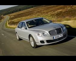 bentley exp 9 f continental flying spur speed 2008
