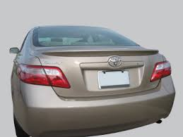 toyota camry spoiler toyota camry factory style spoiler 2007 2011